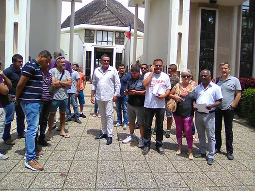 le CSAPR Soutenu par TALESS au TASS de la Réunion