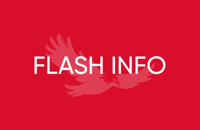 FLASH INFO TASS de EVRY – jeudi 1 Juin – 13h30